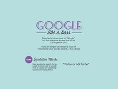 7 Simple Google Tips To Search Like A Boss