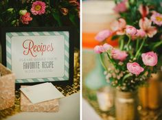Bridal Shower Bliss | Going Lovely < Event Design & Coordination in the San Francisco Bay Area California