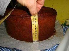 BIZCOCHO BASE PARA TARTAS FONDANT Fondant Cakes, Cake Recipes, Cake Decorating, Desserts, Food, Wedding Cake, Chanel, Pasta, Classroom