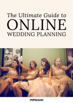 The Ultimate Guide to Online Wedding Planning