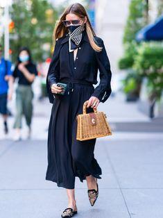 Estilo Olivia Palermo, Olivia Palermo Street Style, Olivia Palermo Outfit, Olivia Palermo Lookbook, Olivia Palermo Winter Style, Autumn Street Style, Modern Street Style, Fashion Mask, Love Her Style