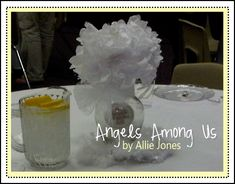 Angels Among Us (aka - The Power of One) Relief Society Activity Idea