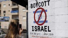 European trade unions call for economic boycott of Israel