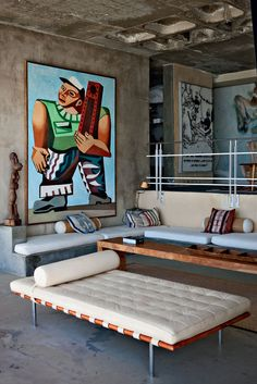 Méchant Design: Cap of the Good Hope -  Bed  couch and coffee table Inspiration