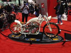 J&P Cycles Chicago convention