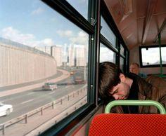 G.B. SCOTLAND. Glasgow. Top deck of the bus. 1995. © Martin Parr/Magnum Photos