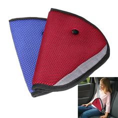 Car Child Safety Cover Harness Strap Adjuster Kids Seat Belt Clip  Worldwide delivery. Original best quality product for 70% of it's real price. Buying this product is extra profitable, because we have good production source. 1 day products dispatch from warehouse. Fast & reliable...
