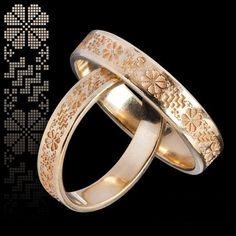 verighete cu motive traditionale romanesti zehara (2)