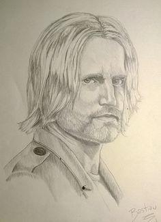 Haymitch Abernathy made graphite