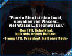 Sehr tiefsinnige Rede... #Trump #Nachrichten #Politik #fail #lustigefails #peinlich