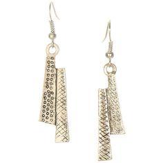 Yoins Barbell Earrings (54 ZAR) ❤ liked on Polyvore featuring jewelry, earrings, black, retro jewelry, black jewelry, black earrings, kohl jewelry and retro earrings
