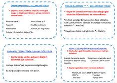 Noktalama İşaretleri defter çalışması  Çiğdem Öğretmen Turkish Lessons, Classroom, Journal, Class Room