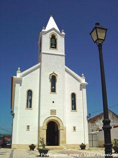 Igreja Matriz de Alcanena - Portugal   Inaugurada a 17 de Ju…   Flickr