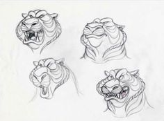 Living Lines Library: Aladdin (1992) - Character Design: Concepts, Model Sheets & Production Drawings