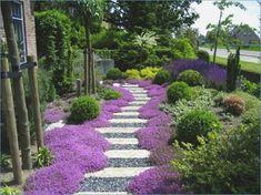 Garden Without Lawn Alternatives To The Lawn - Garden Design Ideas Terrace Garden, Garden Paths, Lawn And Garden, Modern Garden Design, Garden Landscape Design, Diy Gazebo, Gazebo Ideas, Garden Pictures, Dream Garden