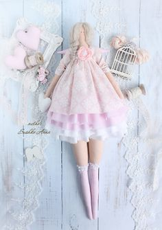 тильда, ангел Тильда, кукла Тильда.  Tilda dolls, dolls