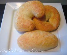 Pandeyucas or Tapioca Bread Gluten Free Baking, Gluten Free Recipes, Colombian Cuisine, Colombian Recipes, Grain Free Bread, Kinds Of Cheese, Cheese Bread, Latin Food, Appetisers