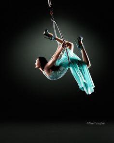 Lyra Fun (Baaska Enkhbaatar of Cirque du Soleil) by Allen Parseghian on 500px