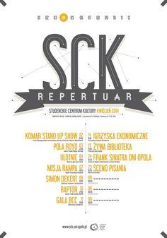 http://www.sck.uni.opole.pl/ czyli jak to robią dla studentów i ze studentami w Opolu. Myślę, że ciekawie.