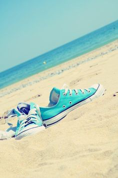 blue converse. Have the royal blue now I need this turquoise ish color!