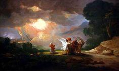 Hay más cosas en el cielo y en la Tierra ...: SODOMA Y GOMORRA.