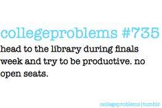 College Problems