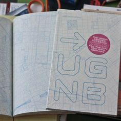 Competition: five Urban Gridded Notebooks to be won