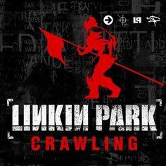 Linkin Park - Crawling Flag