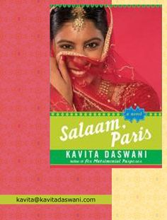 Book by Kavita Daswami There aren't many books about Indians in Paris so this scores on novelty. It's not her best book.