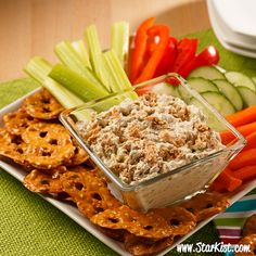 Cut the fat when you toss StarKist Ranch Tuna Creations into fat-free Greek yogurt and lite cream cheese for a delicious healthy alTUNAtive! Kicking regular ranch dip to the curb? Now, #thatsNewSchool.