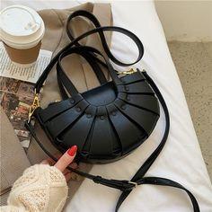 Crossbody Shoulder Bag, Leather Shoulder Bag, Crossbody Bag, Shoulder Bags, Small Handbags, Black Handbags, Ashley Black, Unique Bags, Black Cross Body Bag