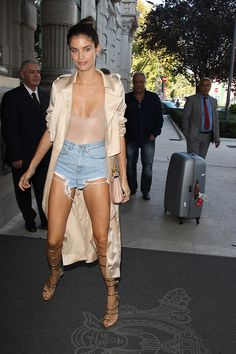 SARA SAMPAIO: A modelo portuguesa que co... - FashionBreak