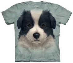 The Mountain Border Collie Puppy Kids Green Youth T-Shirt S  #Border #Collie #green #Kids #Mountain #Puppy #TShirt #Youth From BorderCollies.xyz. Click through for more!