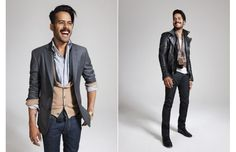 modern rocker, not sure if i like this???!?  George Lewis Jr.  Twin Shadow