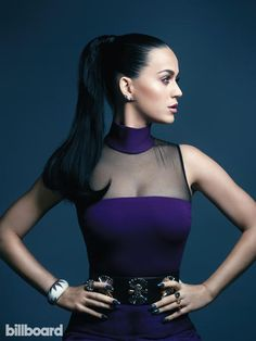 Billboard Cover: Behind the Scenes With Katy Perry as She Rehearses for the Super Bowl -- 'The Biggest Event of My Career'