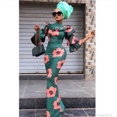 Aso Ebi Dresses Styles 2020 For Pretty African Ladies are now possible if you look for something unusual. Well, you can see that in our latest Asoebi African Fashion Ankara, African Inspired Fashion, Latest African Fashion Dresses, African Dresses For Women, African Print Fashion, African Attire, African Dress Designs, Africa Fashion, African Prints