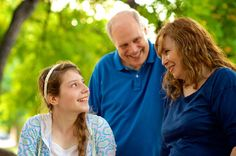 Talk to your kids about everything--their friends, their lives, what they are up to. If you already have a good relationship and know what is going on in their world, talking about hard things won't seem so weird!