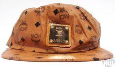 e4625130077 MCM Vintage Snapback Hat Fits