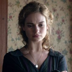 Lily James as Natasha Rostova in War and Peace Beauty Book, My Beauty, British Actresses, Actors & Actresses, Catherine Webb, Becoming Jane, Felicity Jones, Lily James, Kirsten Dunst