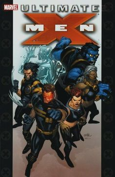Ultimate X-Men Ultimate Collection Book 1