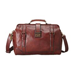 Fossil 'Lineage' Framed Leather Doctor's Bag  Item Number: MBG1269200    Compare: $328.00    Today: $299.99