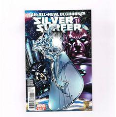 SILVER SURFER (v4) 5-part Modern Age series from Marvel Comics! NM http://r.ebay.com/PkSIaV