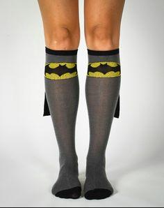 d20da95b1 Batman knee high socks Batman Socks