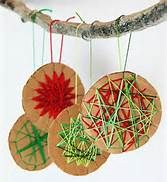 quick kids christmas crafts - Bing Images