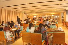Sunday Brunch at Kava, Fairfield by Marriott, Bangalore.