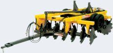Grades Aradoras - GSPCR - Grade Aradora Super Pesada Controle Remoto - Rodas opcionais