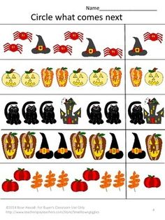 Free Sampler-Halloween Fun With Colors Sampler. With this Sampler you will receive three (3) worksheets from my Halloween Fun With Color Variety Worksheet Set.. The Full version of Halloween Fun With Colors Variety Worksheet set contains 26 pages as follows; Color Matching, Trace the Lines, Color Identification, Ordinal Number, Counting, What Comes Next , What Doesn't Belong, Count the Black Cats, Addition, Subtraction, Mazes