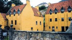 picture of Culross palace