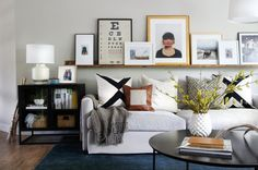 Living Room Updates + Easy ways to Naturally Transition Your Decor for Autumn