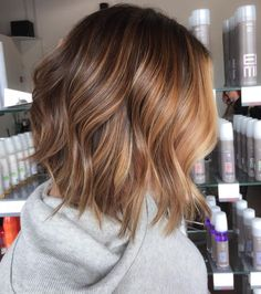 "863 Likes, 7 Comments - OFF 7TH HAIRSALON (@off7thsalon) on Instagram: ""Gorgeous balayage done by stylist Sam!"""